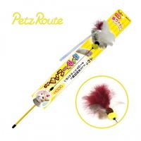 펫츠루트 낚시대 장난감 카샤카샤 핸디헌터 옐로우
