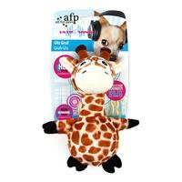 에이에프피 강아지 기린 인형 장난감