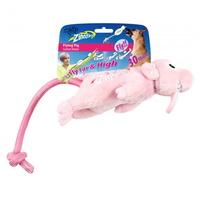 징거 3282 플라잉 피그 강아지 장난감