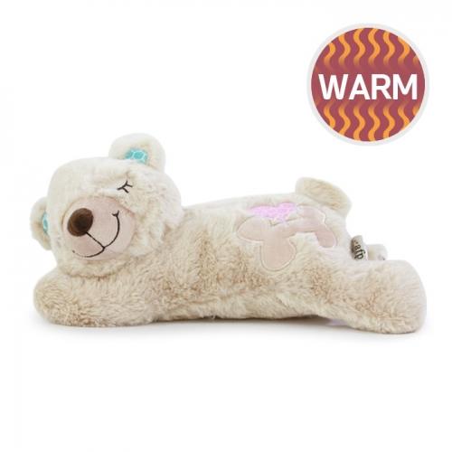 리틀버디 온기품은 아기곰 장난감