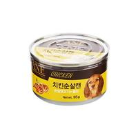 ANF 치킨 순살 강아지 캔 간식 95g