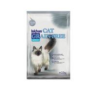 이즈칸 고양이 사료 그레인프리 어덜트 2.5kg
