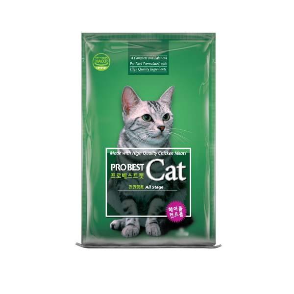 고양이사료 프로베스트 캣 2kg