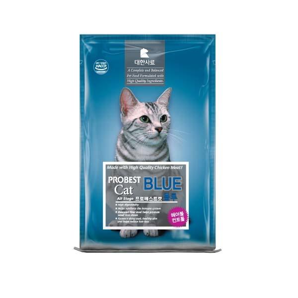 고양이사료 프로베스트 캣 블루 7.5kg