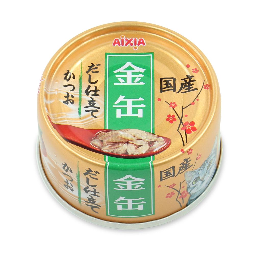 아이시아 금관진육수 가다랑어 캔 70g