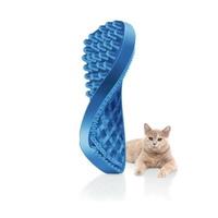 (특가)펫플러스미 고양이 단모용 실리콘 브러쉬