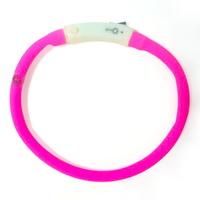 이지독 LED 플래시 밴드 M 핑크