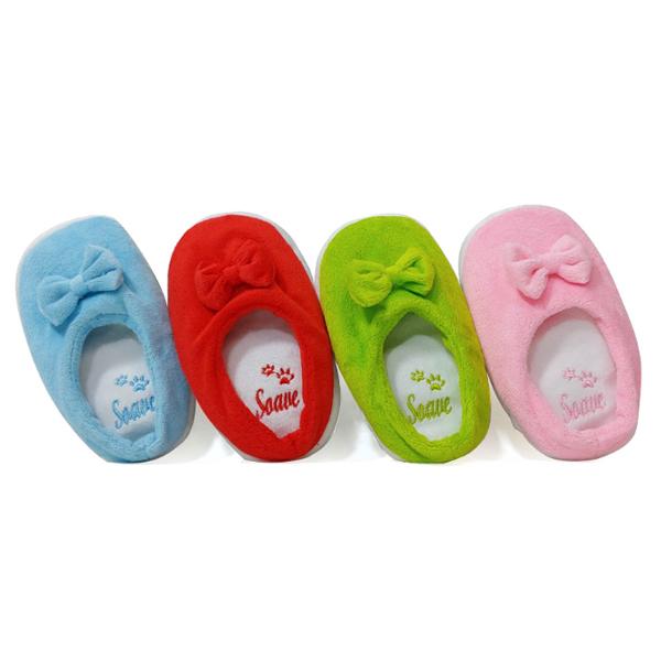페로가토 강아지 장난감 신발 삑삑이 토이(색상랜덤)