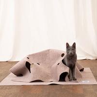 페로가토 고양이 정글 매트 스페셜 아이보리