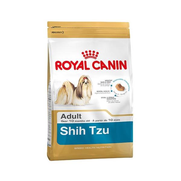 로얄캐닌 애견사료 시츄 어덜트 1.5kg