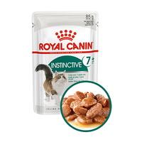 로얄캐닌 고양이 사료 습식 인스팅티브 7세 이상 85g