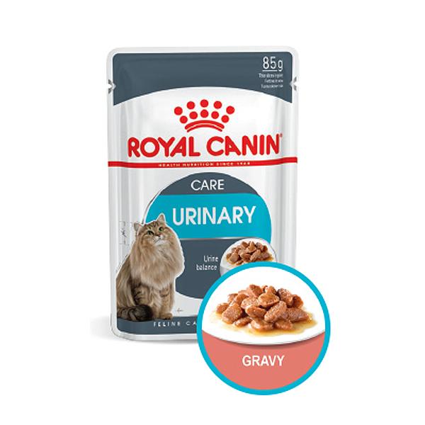 (1일특가)로얄캐닌 고양이 사료 습식 유리너리 케어 85g