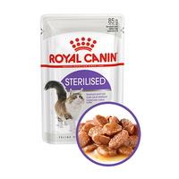 로얄캐닌 고양이 사료 습식 스테럴라이즈드 85g