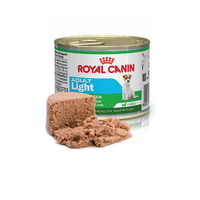 (유통기한21.03.13)로얄캐닌 어덜트 라이트 캔 습식사료 195g