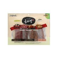 (유통기한21.09.09)올가밀 강아지 간식 양고기스테이크바 300g