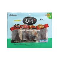 (유통기한21.09.09)올가밀 강아지 간식 오리종합 300g