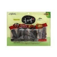 (유통기한21.11.24)올가밀 강아지 간식 사사미윙 300g