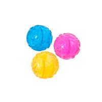 칼리 TPR 스낵 볼 8cm (색상랜덤)