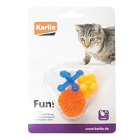 칼리 고양이 트리플 장난감