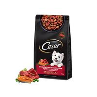 (특가)시저 강아지 사료 연어 쇠고기 1kg