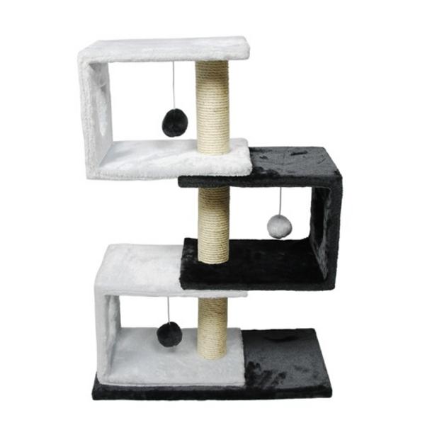 에버쿨 고양이 캣타워 큐브타워 8996