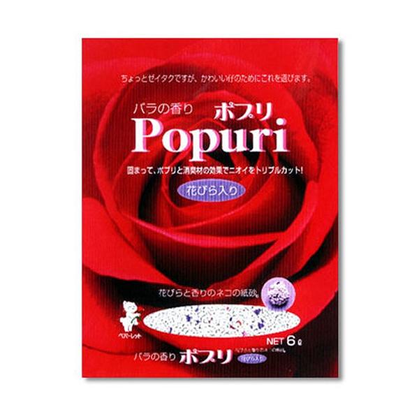 포프리 펄프모래 6L