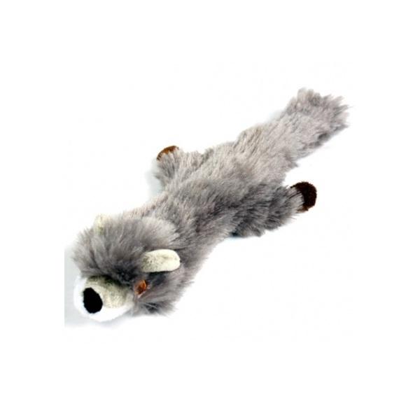 (특가)산시아 애견장난감 스키니 늑대