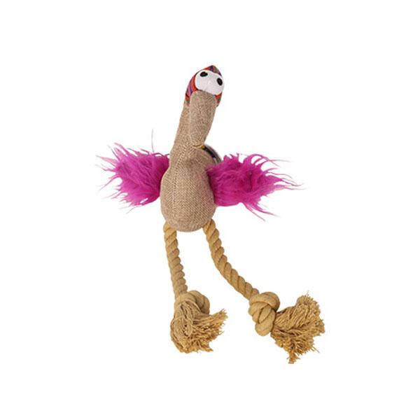 블루하운드 강아지 장난감 인형 크레이지 버드 왜가리