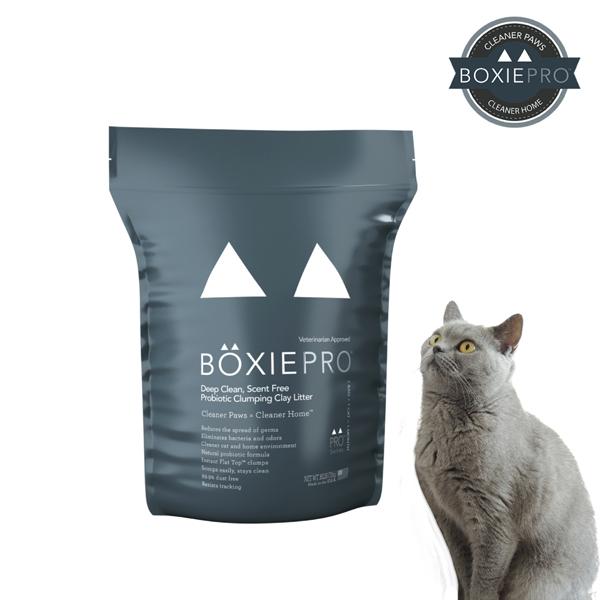 벅시캣 고양이 모래 프로 블랙 7.26kg