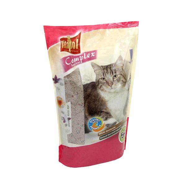 비타폴 고양이 천연 벤토나이트 모래 5kg