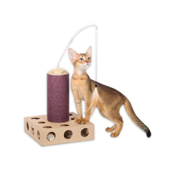 고양이 장난감 폴 스크래쳐 CM 2326
