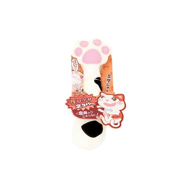 캐티맨 장난감 쟈레네코 분노의 뒷발팡팡 화이트