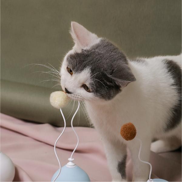 피단스튜디오 벌룬 자동 고양이 장난감