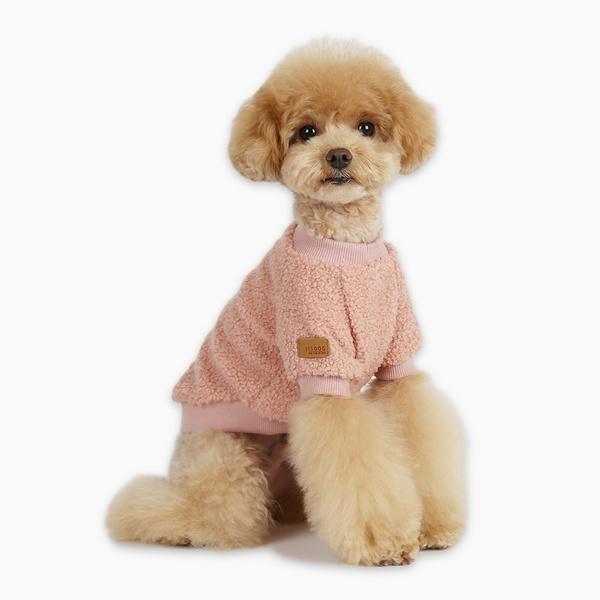 테디베어 티셔츠(핑크)