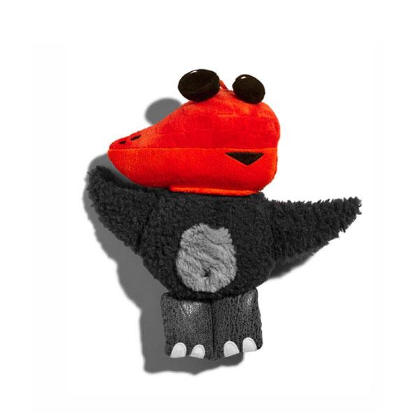 지독 강아지 장난감 슈릴판트 인형