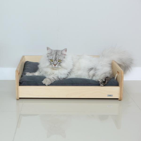 데어바이 강아지 고양이 나무 베드