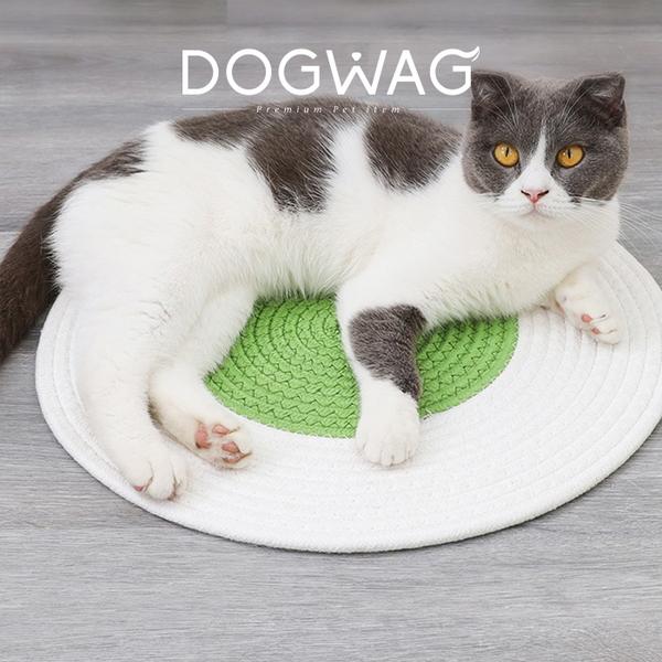 도그웨그 스크래쳐 매트 고양이 발톱관리 카펫 스트레스 해소