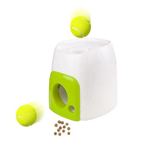 골드벙커 강아지 훈련 장난감 자동 공놀이 장난감