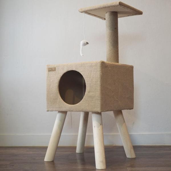 네꼬모리 고양이 캣타워 네코타워