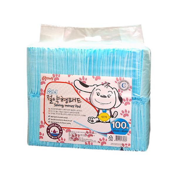 쇼니 배변패드 절약형 레몬향 100매