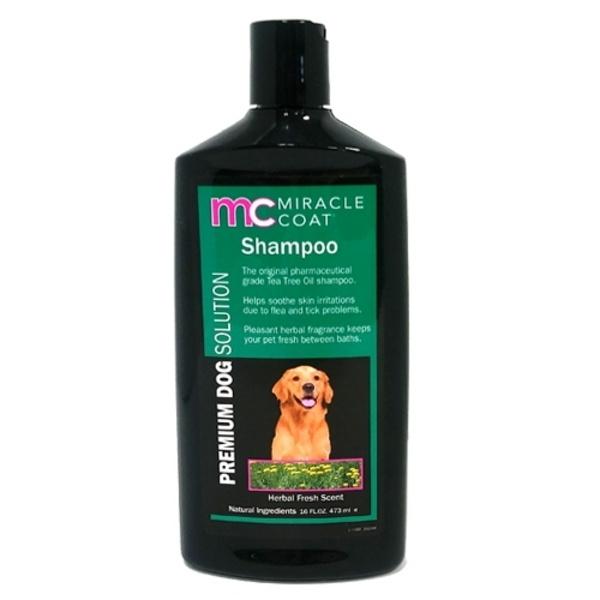 미라클코트 강아지 프리미엄 샴푸 473ml