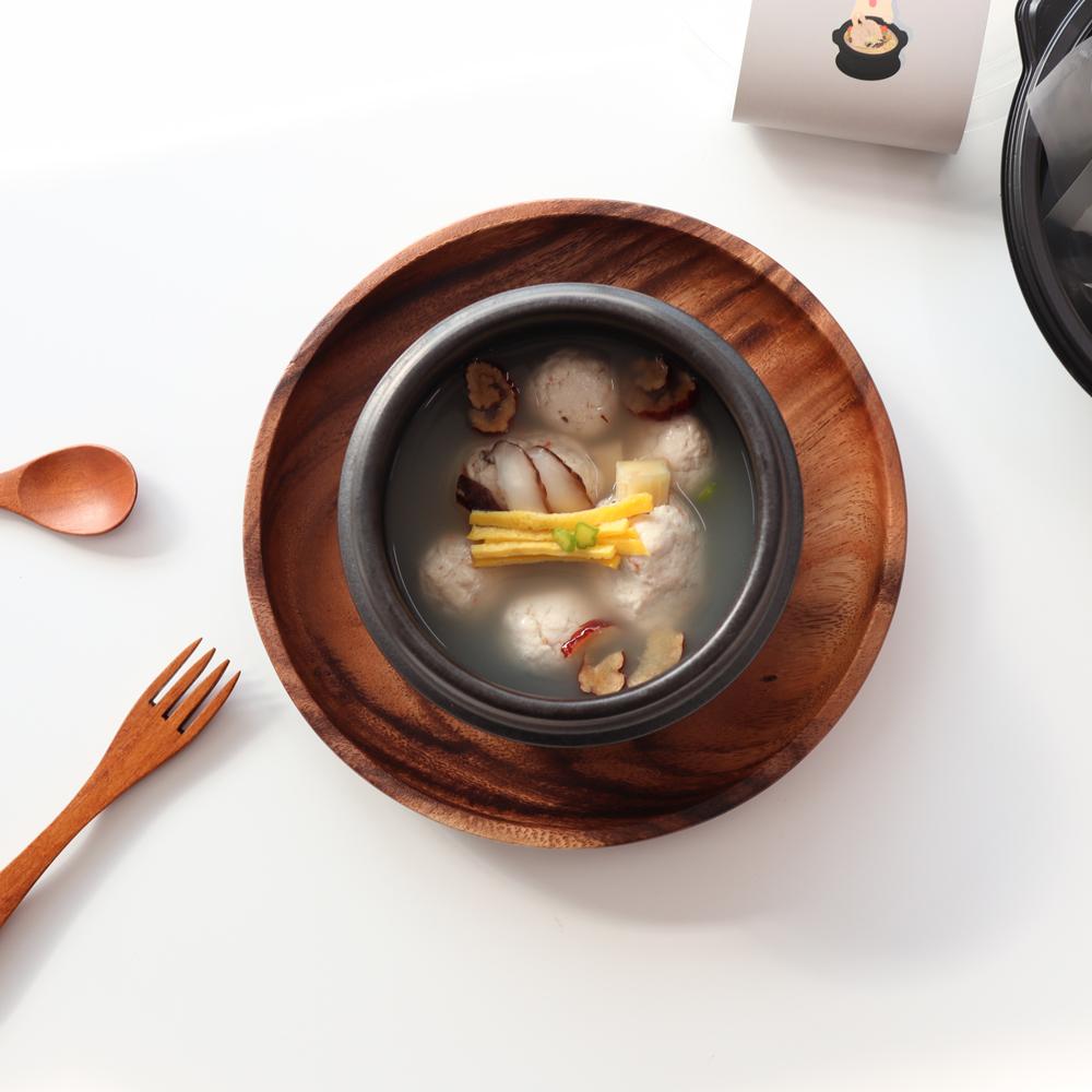 바르다펫 바른 삼계탕 보양식