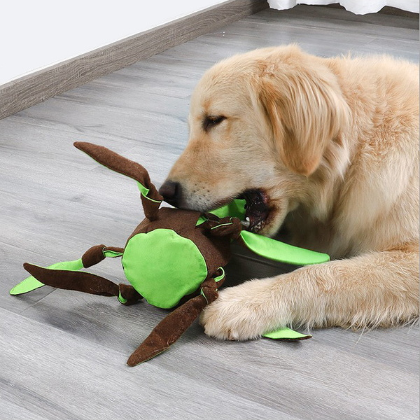 파스텔독 강아지 문어발 꼬치 노즈워크 장난감