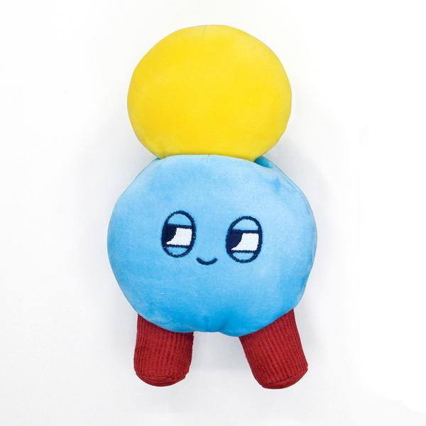 멍랩_파괴하는 노즈워크 장난감 뽀꼬몬 아부