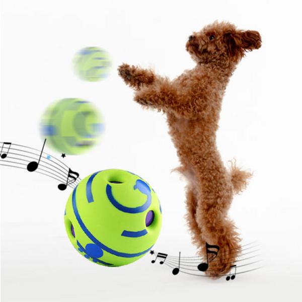 강아지 장난감 와글볼 공놀이