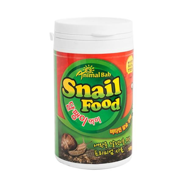 애니멀밥 달팽이먹이 160g