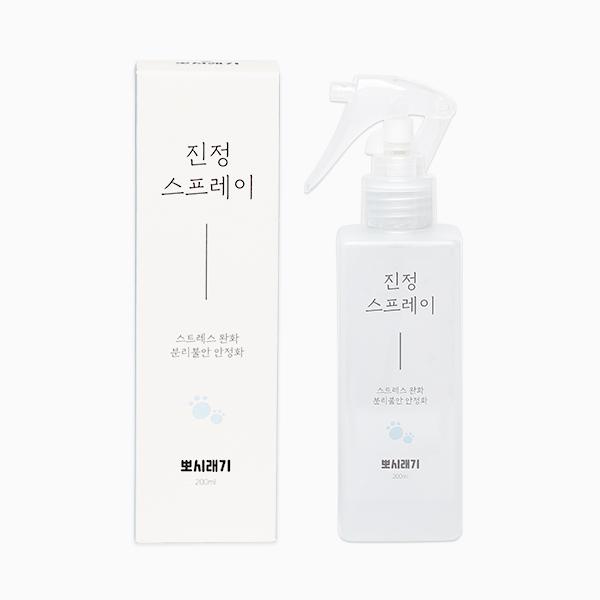 뽀시래기 천연 진정 스프레이 200ml