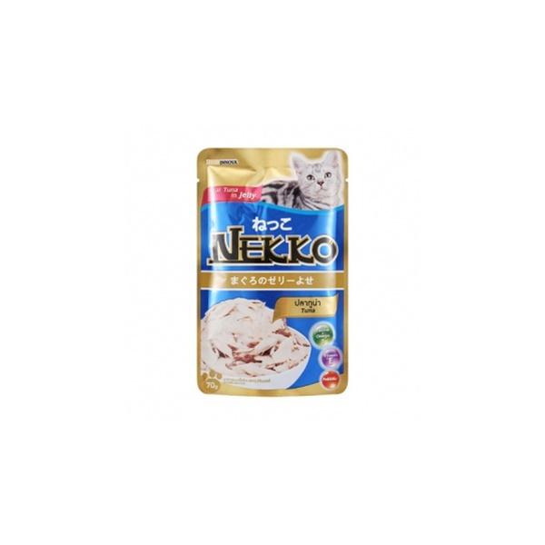 네코 고양이 간식 참치 파우치 70g