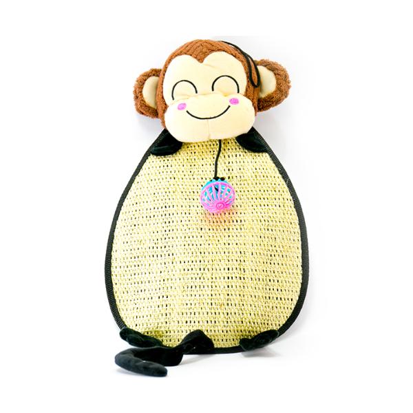 쥬쥬베 캐릭터 걸이형 도어 스크래쳐 원숭이