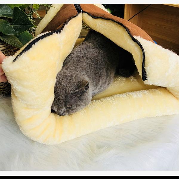 고양이 터널 숨바꼭질 하우스